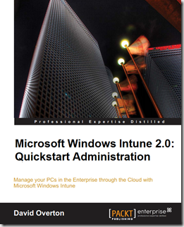 Windows Intune Book Front Cover