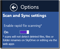 rapif file scanning