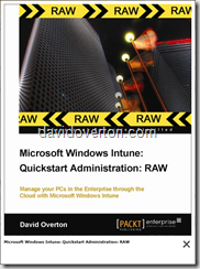 Windows Intune Packtpub temp cover - RAW