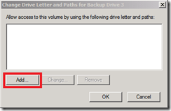0003 - assign a drive letter - step 1